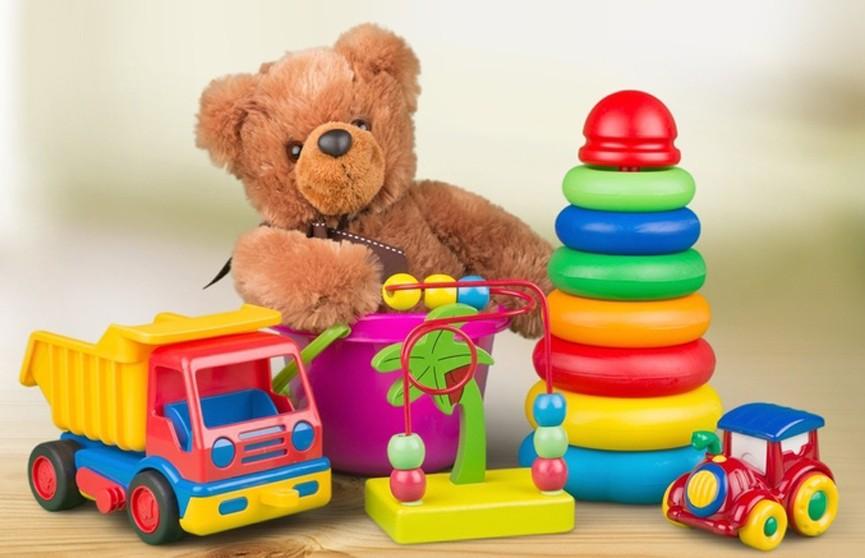 Детские игрушки оказались опасными