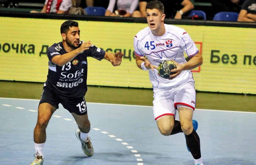 Гандбол: БГК не оставил шансов израильскому «Маккаби» на старте предсезонного турнира в Бресте
