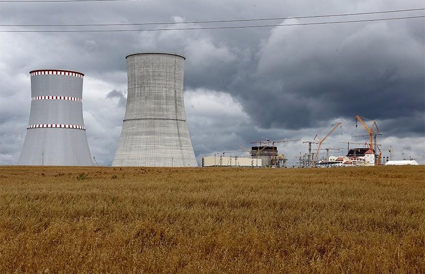 Запуск первого энергоблока БелАЭС может состояться уже осенью