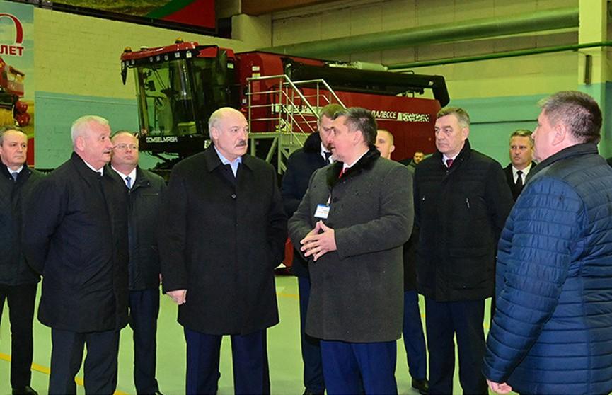 Лукашенко о предприятиях: некоторые предлагают перемены – «это не надо, продадим», мы пошли другим путем