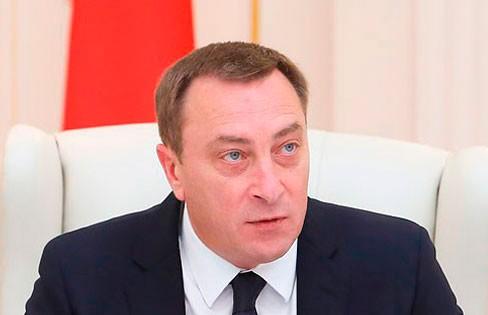 Николай Снопков назначен послом Беларуси в КНР