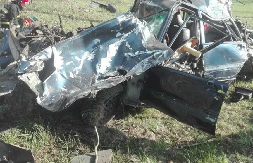 ДТП в Солигорском районе: бесправник отправил троих пассажиров в больницу