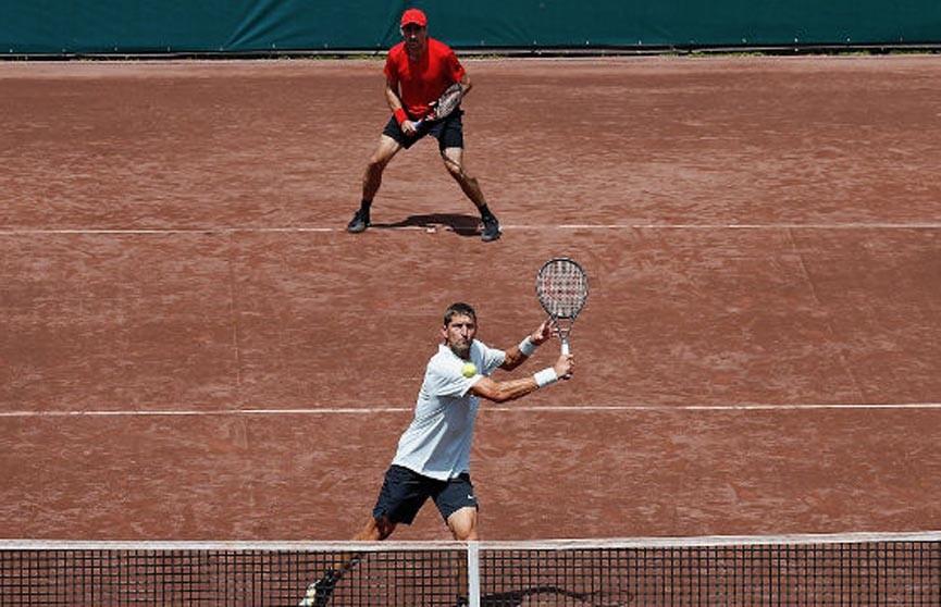 Максим Мирный покинул теннисный турнир в Австрии