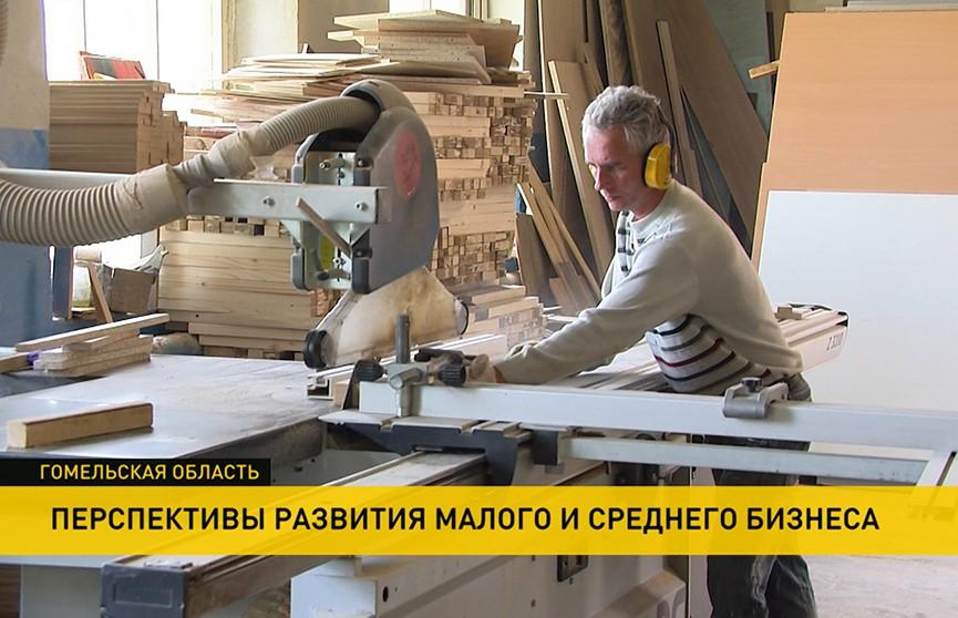 В Гомельской области создано более 500 новых предприятий с начала года