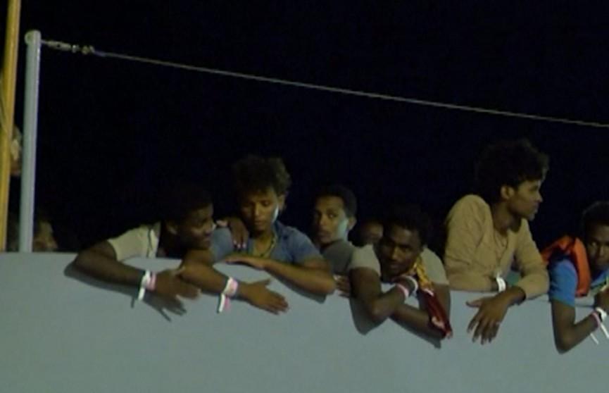 Австрия не примет «ни единого мигранта» из Сицилии