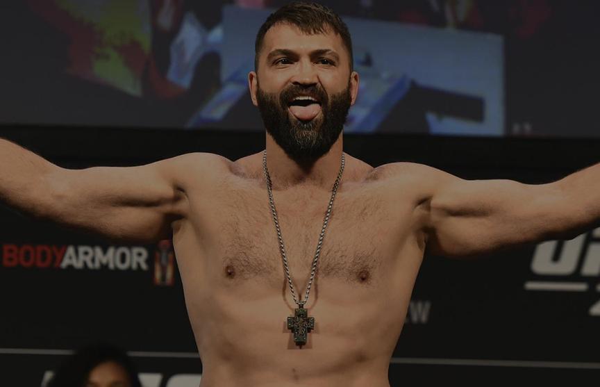 Белорус Орловский выступил на UFC Fight Night 171 против бразильца Линса