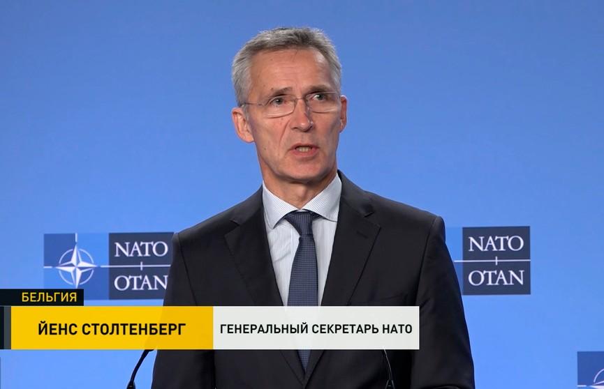 Генсек НАТО: Наши оборонительные учения не должны побеспокоить ни одного соседа