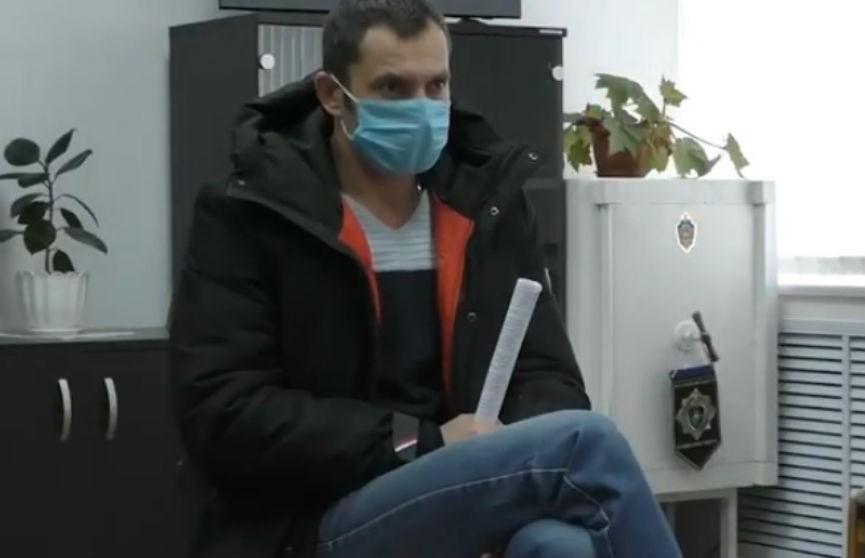 В Бресте задержали группу радикалов, которых подозревают в серии преступлений