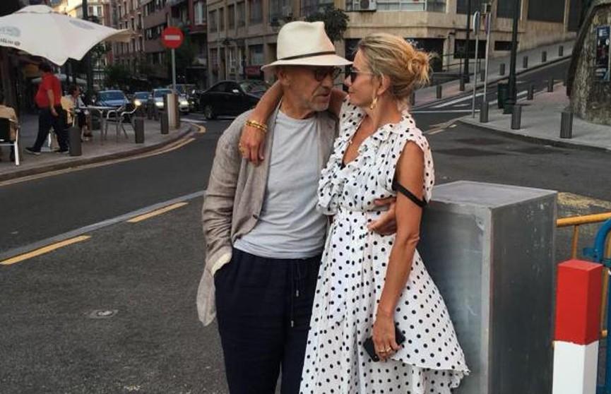 Андрей Кончаловский и Юлия Высоцкая обвенчались после 20 лет брака