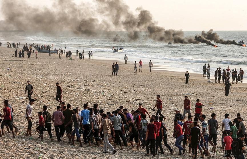 Новое обострение на границе сектора Газа, есть жертвы
