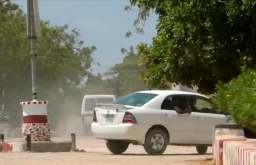 Мощный взрыв прогремел на юге Сомали, есть погибшие