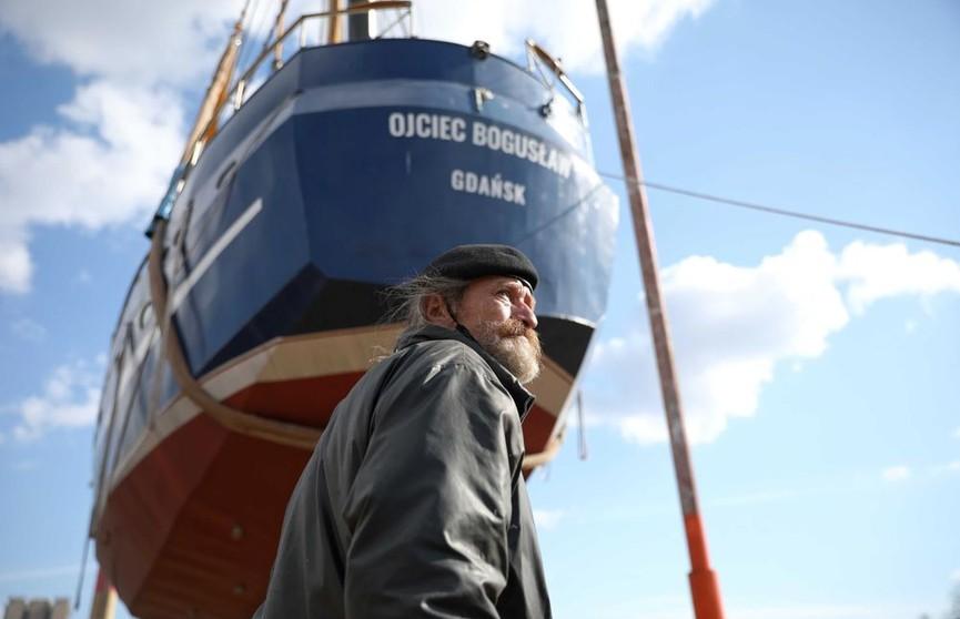 Ковчег для бездомных: в Польше люди без ПМЖ 15 лет строили корабль, чтобы отправиться в кругосветное путешествие