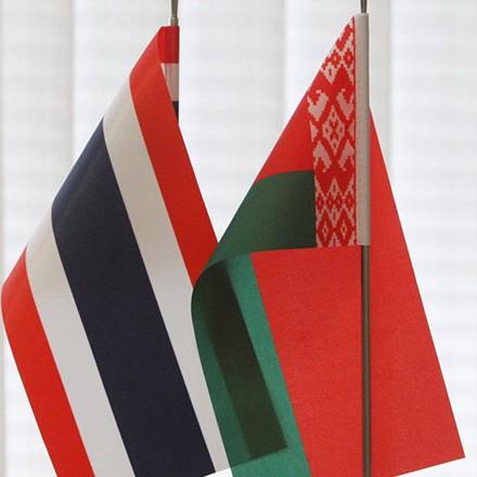 Александр Лукашенко поздравил Короля Таиланда с Национальным днем