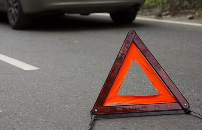 Микроавтобус насмерть сбил пешехода в Полоцком районе