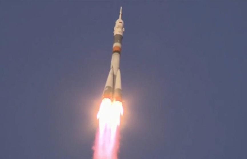 Новый экипаж МКС успешно стартовал с космодрома Байконур
