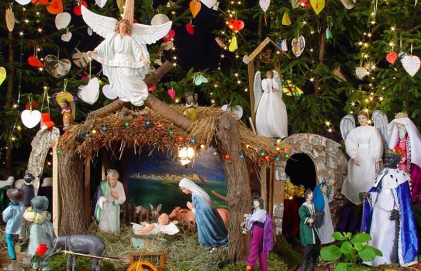 Александр Лукашенко поздравил христиан, празднующих Рождество Христово 25 декабря