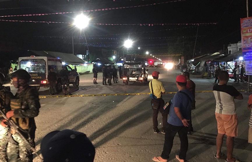 Мощный взрыв на фестивале на Филиппинах: двое погибли