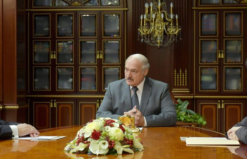 Лукашенко потребовал от руководства Минской области серьёзно заняться иностранными инвестициями