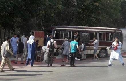 Автобус с пассажирами взорвался в Афганистане: погибли 5 человек
