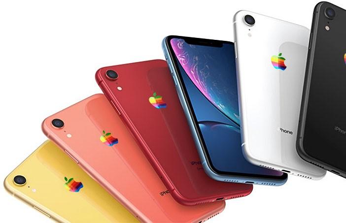 Apple меняет свой логотип: он будет радужным