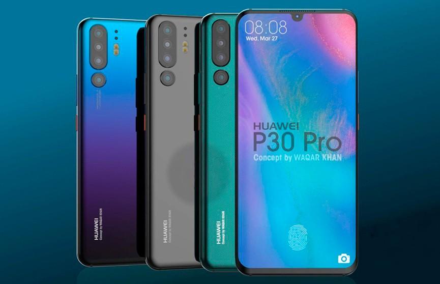 Глава Huawei показал фото, сделанное на Huawei P30 Pro