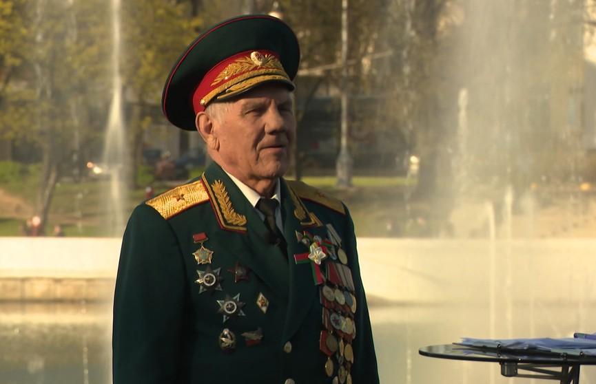 Анатолий Адоньев – о войне глазами ребёнка и о решении стать военным