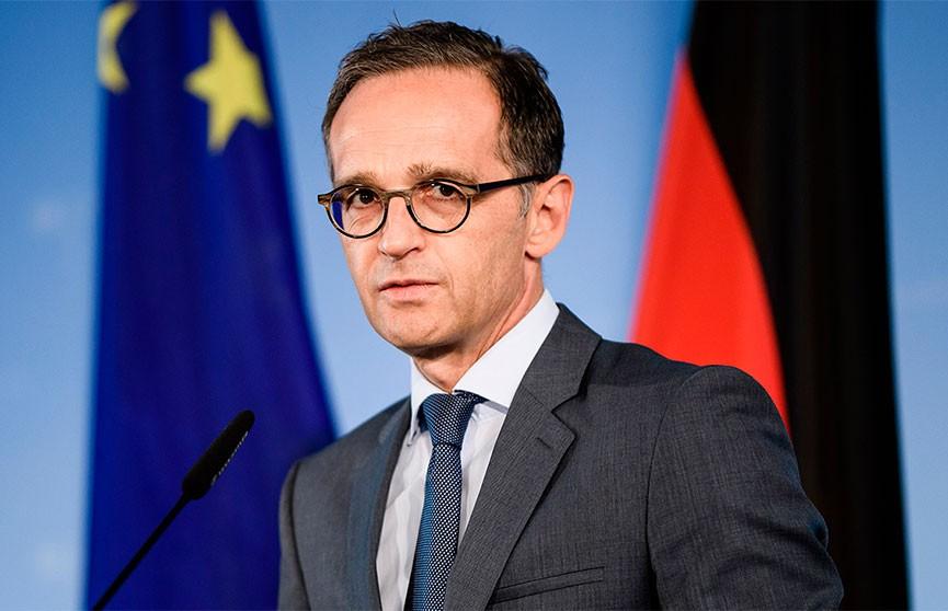 Германия откроет границу со странами Шенгенской зоны с 15 июня