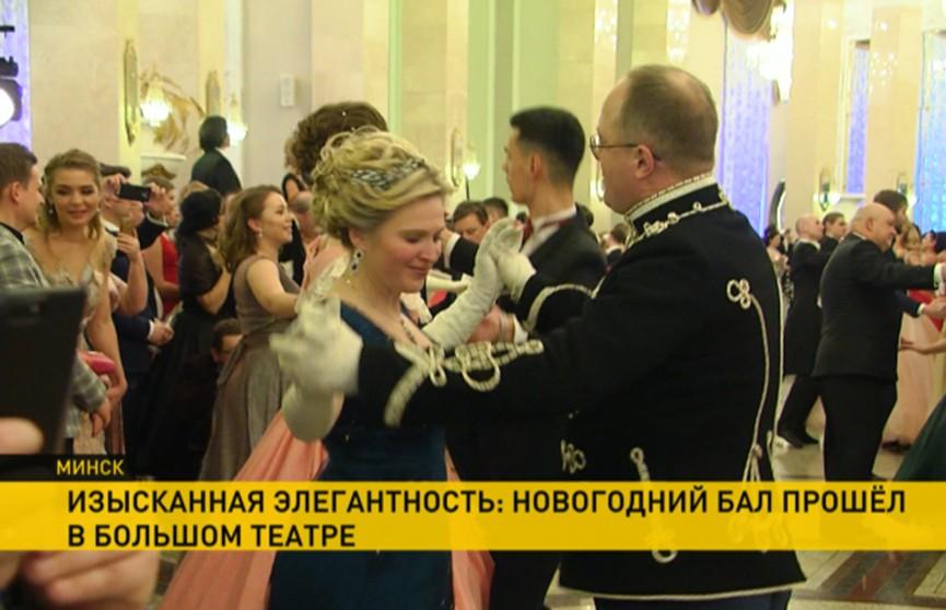 Традиция, которой 10 лет. Старый Новый год в Оперном