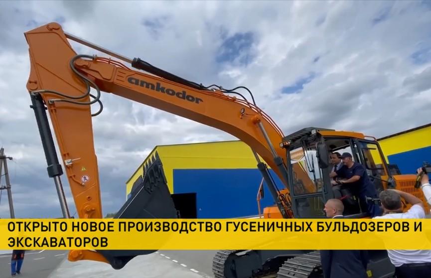 Модернизированный завод открыли в Витебской области