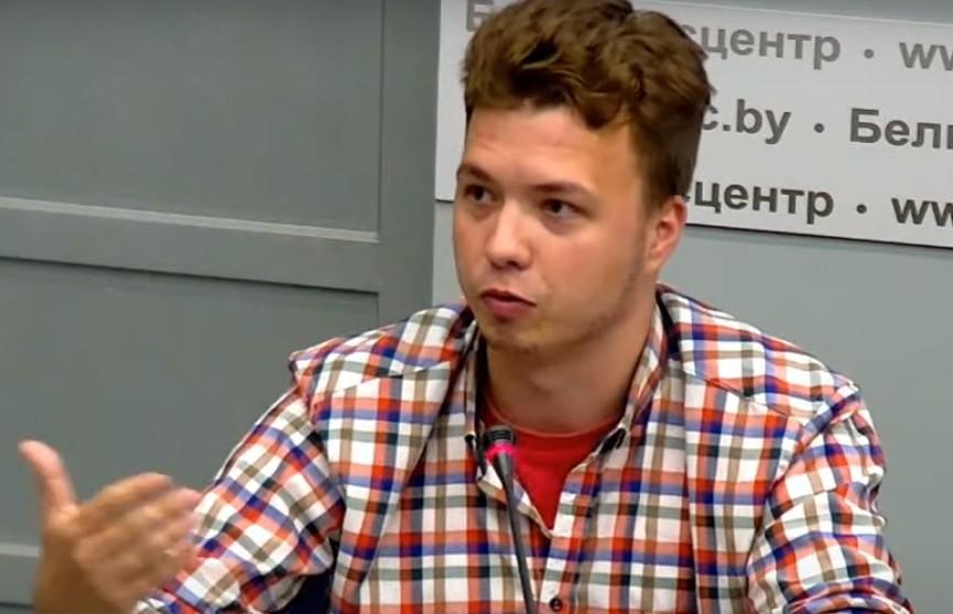 Роман Протасевич: дела у Латушко действительно плохи