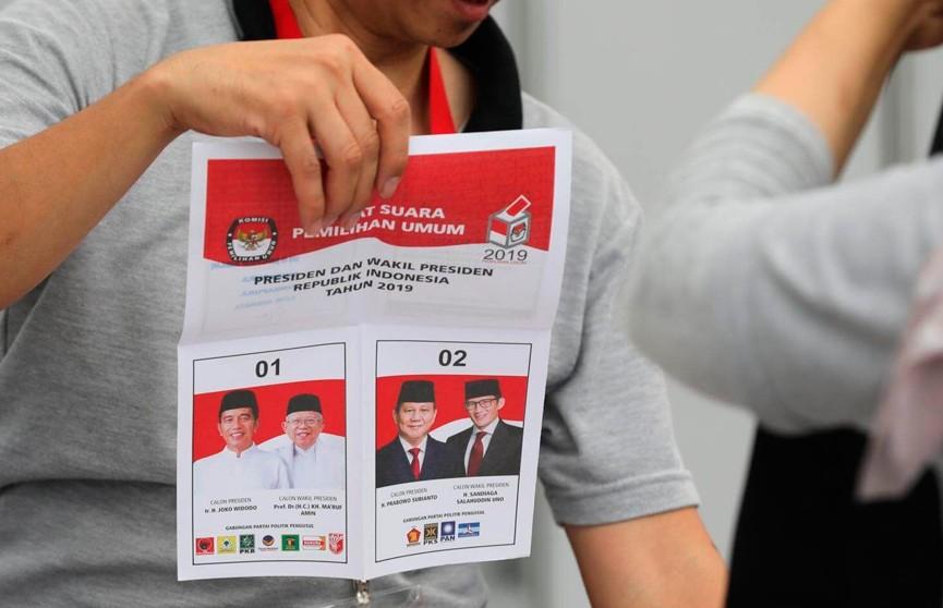 Более 50 человек умерли во время подсчёта голосов после выборов в Индонезии