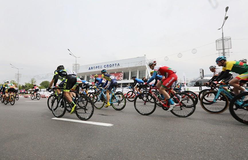 Международная велосипедная неделя стартовала в Минске