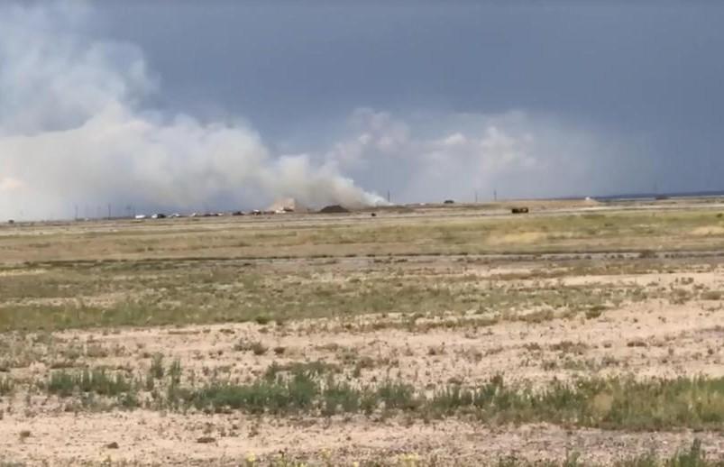12 пожарных получили ранения в результате взрыва в аэропорту США (ВИДЕО)