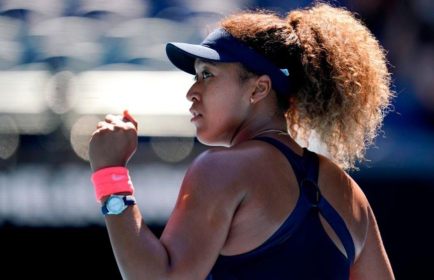 Наоми Осака и Дженнифер Брэди вышли в финал Australian Open