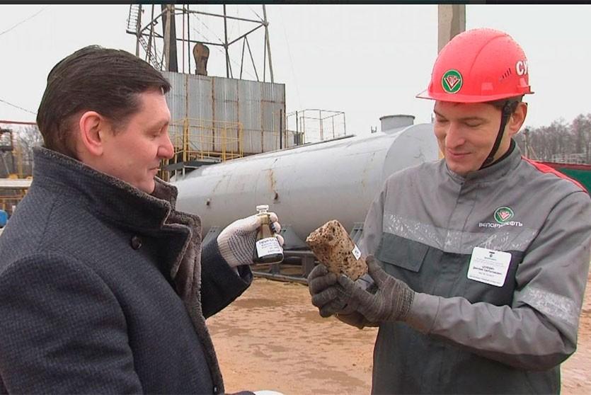 Три новые залежи нефти открыты в Беларуси
