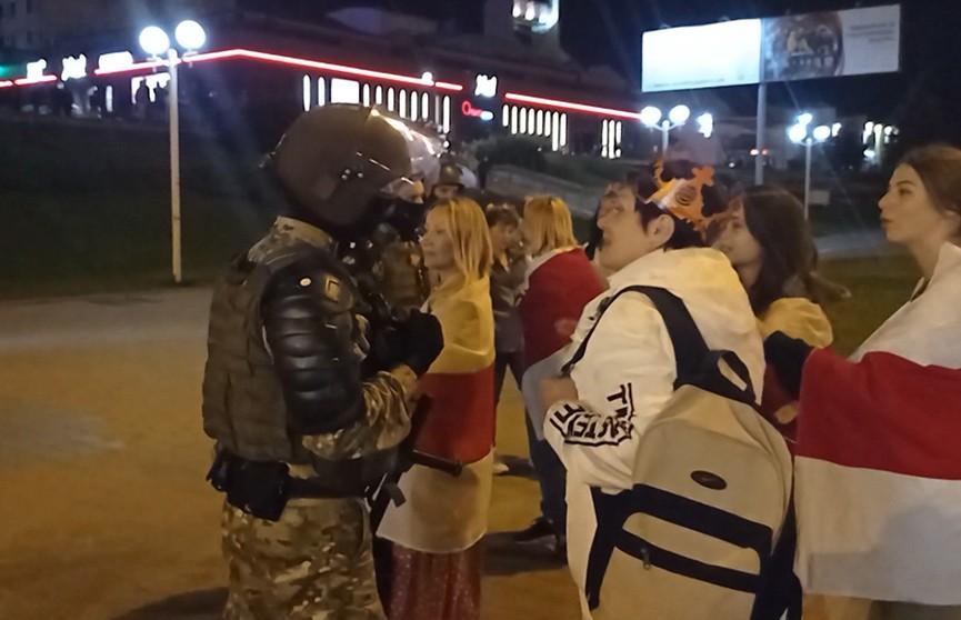 МВД напоминает об ответственности за участие в несанкционированных акциях протеста
