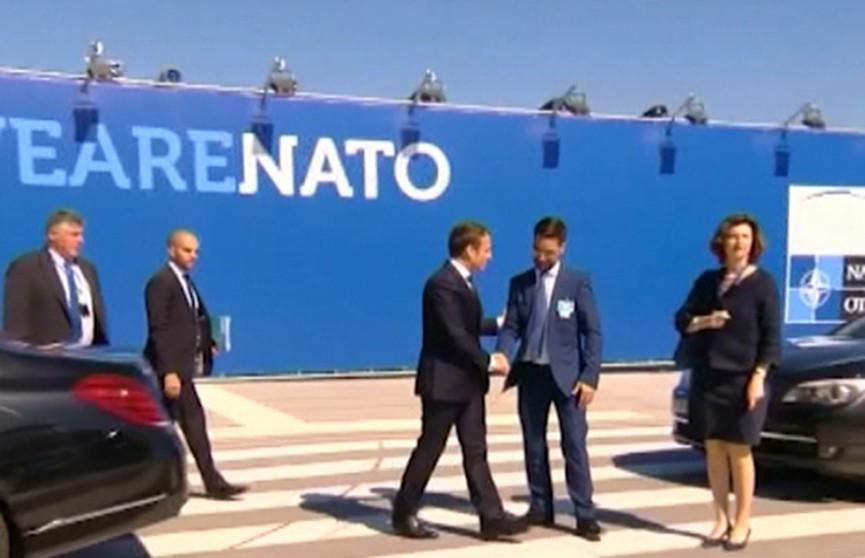 Саммит НАТО в Брюсселе соберёт глав 29 государств