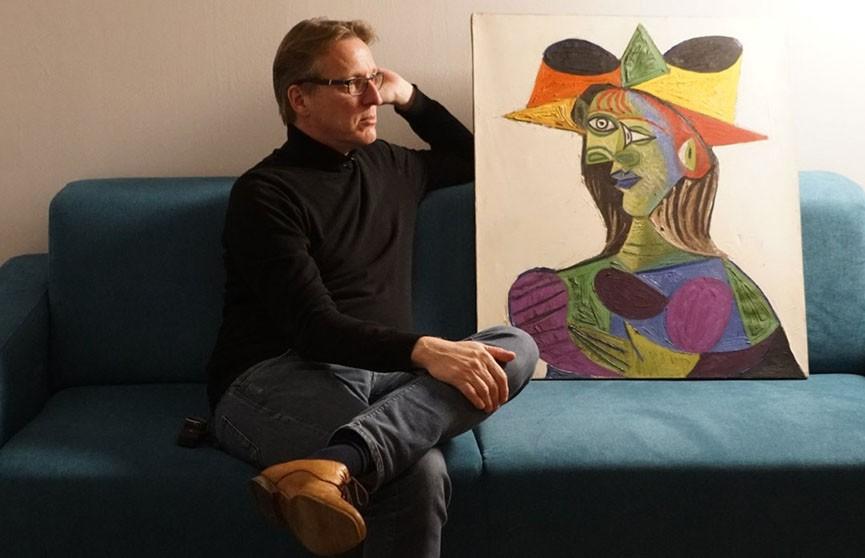 Картину Пикассо, украденную 20 лет назад, обнаружили в Нидерландах