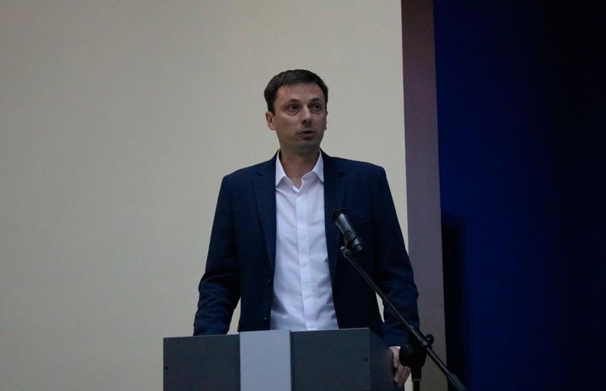 Эдуард Венский возглавил Белорусскую федерацию волейбола