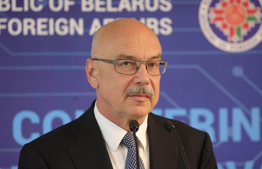 Владимир Воронков: Предложение провести встречу между государствами в формате «Хельсинки-2» очень перспективное