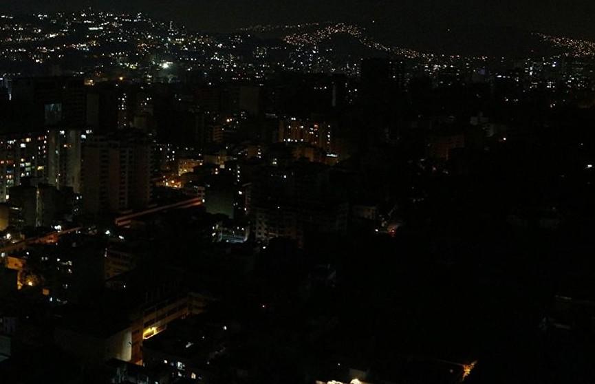 Венесуэла осталась без электроэнергии, возможная причина – электромагнитная атака