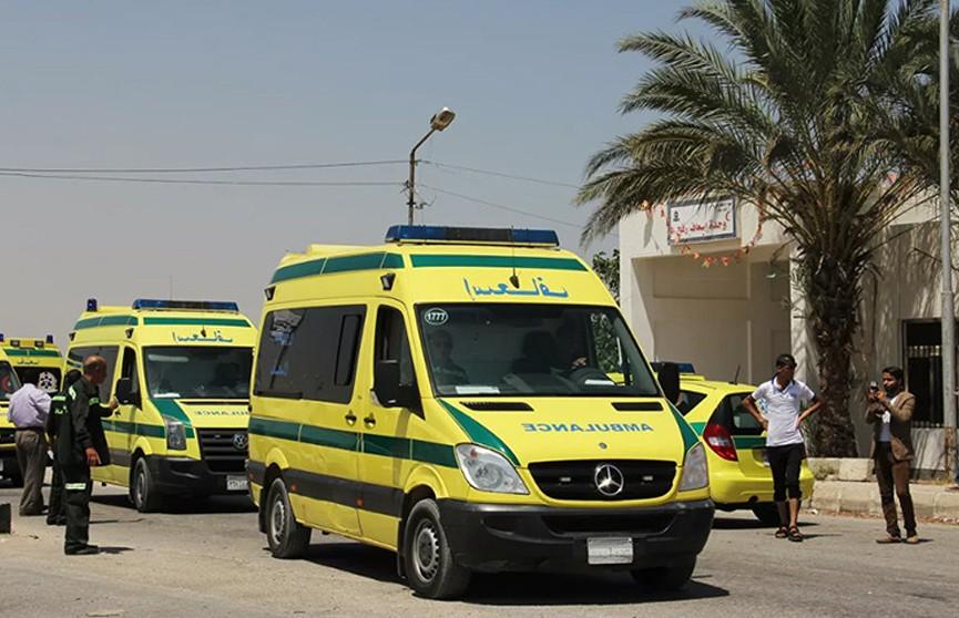 В Египте в ДТП с автобусом погибли 12 человек