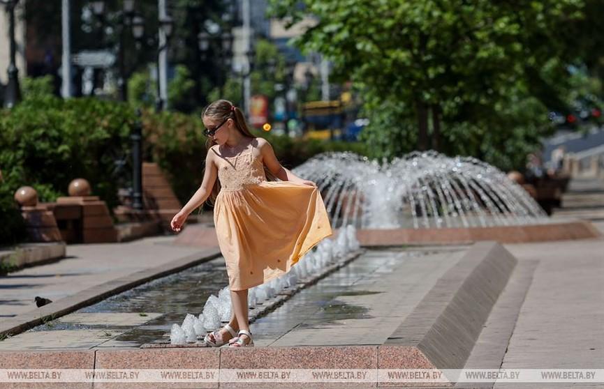 Без осадков и до +29°С: прогноз погоды в Беларуси на 7 июля