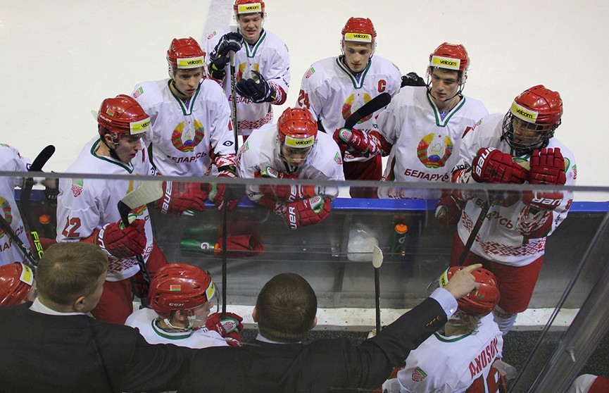 Хоккейная «молодёжка» не смогла пробиться в элитный дивизион чемпионата мира