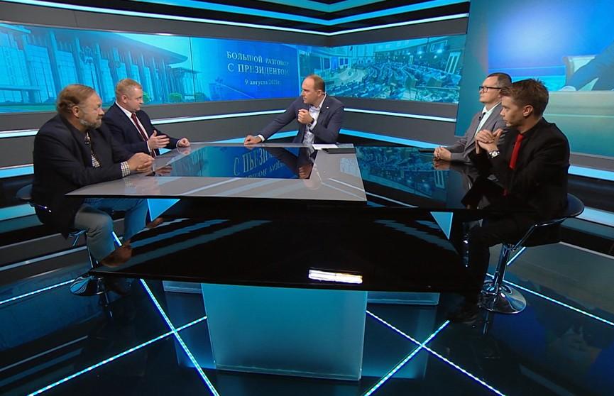 «Большой разговор с Президентом»: ответ Лукашенко журналистам CNN и BBC, вопросы про Крым, тема мигрантов на литовской границе – что получило наибольший отклик?