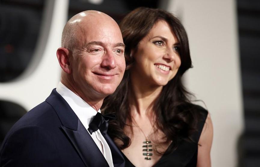 Картинки по запросу Бывшая жена основателя Amazon