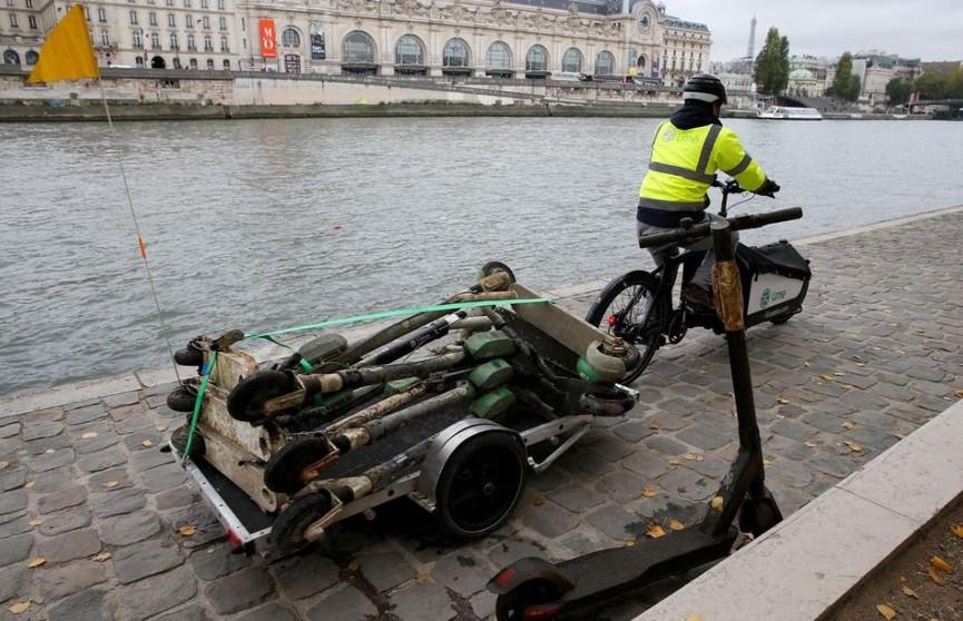 В Париже появилась новая профессия