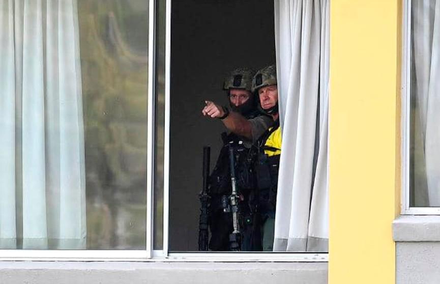 Неизвестные открыли огонь по полицейским в Австралии