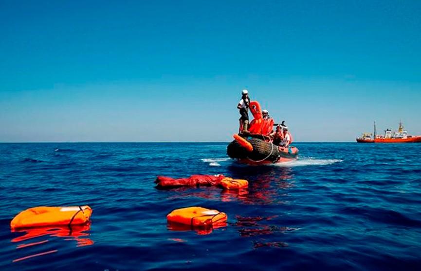 При кораблекрушении у берегов Ливии погибли 150 мигрантов