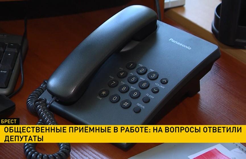 Общественные приёмные продолжают работу: в Минске вопросы граждан выслушает заместитель главы Администрации Президента